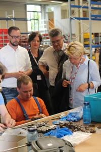 Zu Besuch bei der Gummi Metall Technik GmbH in Bühl