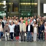 Besuch von engagierten Bürgerinnen und Bürgern aus Mittelbaden, Juli 2018