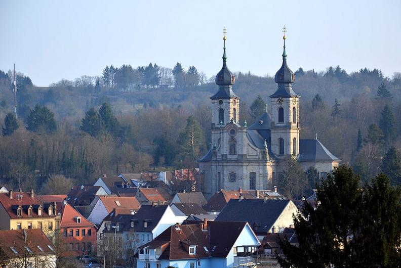Bund unterstützt Sanierung der Barockkirche St. Peter mit 180.000 Euro