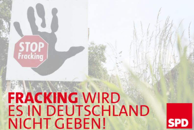 Schädliches Fracking wird verboten