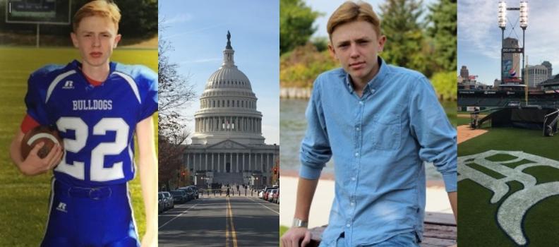 Robert Hormann aus Steinmauern – als junger Botschafter in den USA