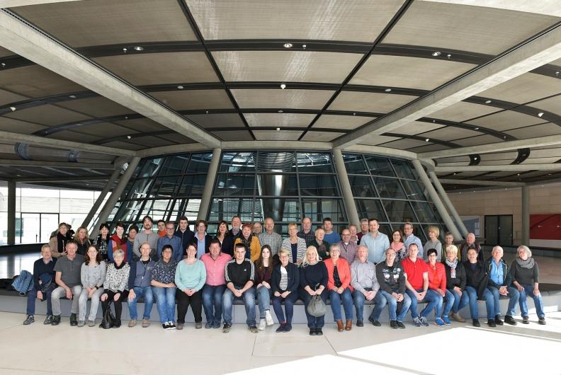 Engagierte Bürgerinnen und Bürger zu Gast in Berlin