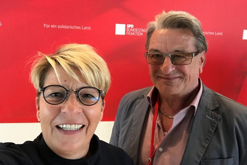 300 Betriebs- und Personalräte diskutierten auf Einladung der SPD-Bundestagsfraktion über die Arbeitswelt von morgen