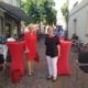 Tolles Sommergespräch mit Bundesjustizministerin Christine Lambrecht
