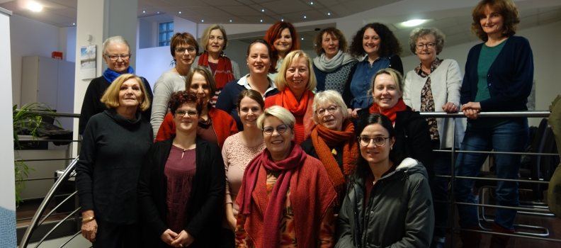 Vernetzung von Frauen-, Kinder- und Jugendorganisationen