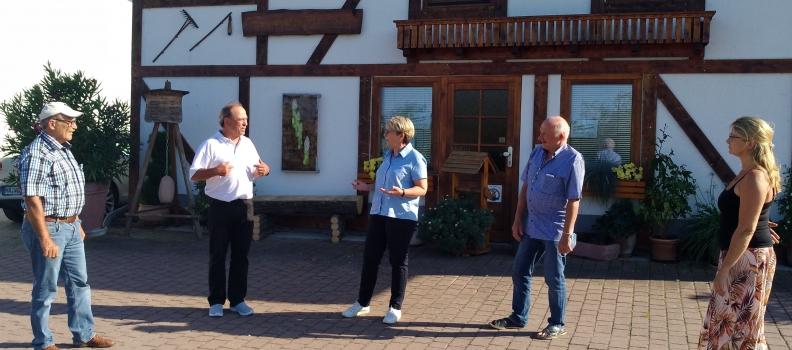 Sommertour: Besuch auf dem Spargelhof Schneider in Iffezheim