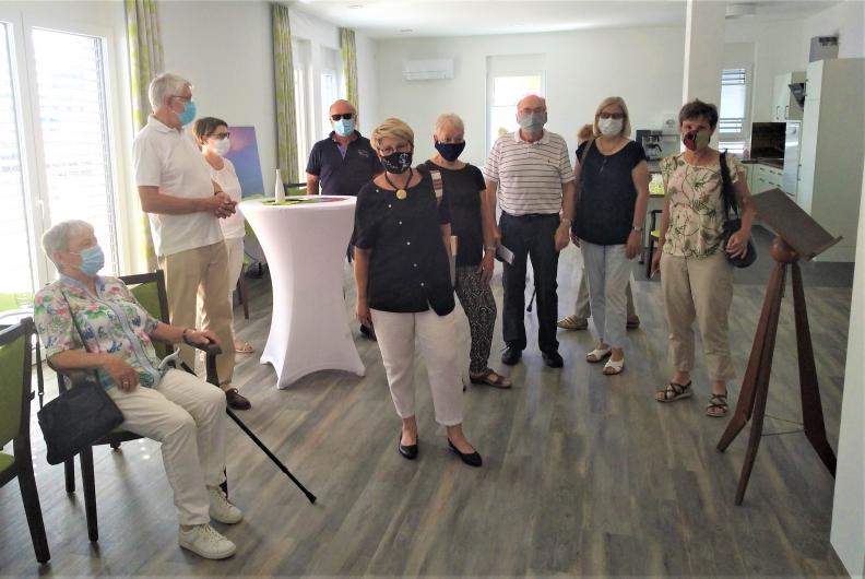 Sommertour: Besuch der neuen Tagespflegeeinrichtung in Gernsbach