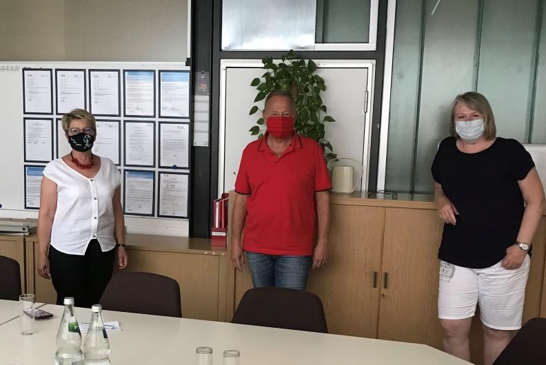 Sommertour: Gespräch bei Eaton in Baden-Baden