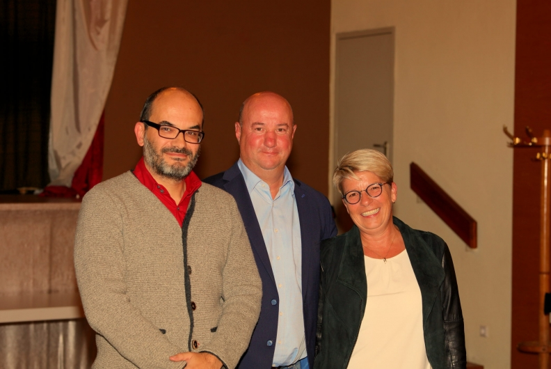 SPD Rastatt diskutiert Daimler-Werkserweiterung mit Gesamtbetriebsratsvorsitzendem Michael Brecht