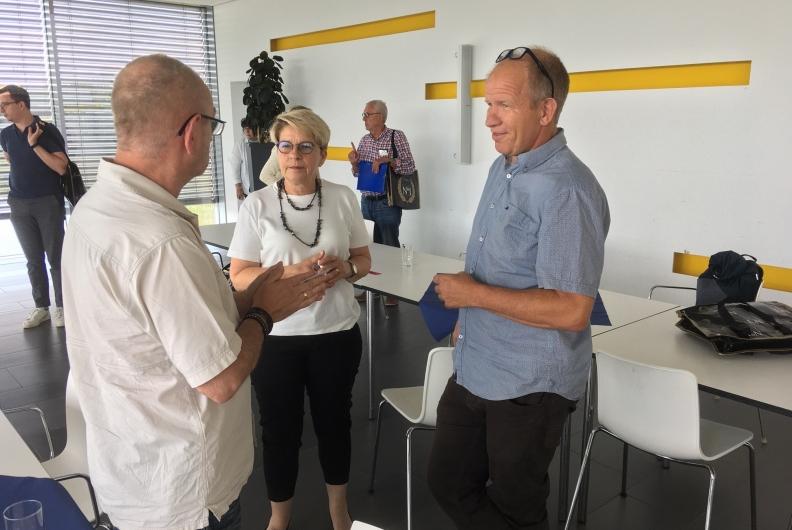 Zu Besuch bei Edeka Südwest Fleisch in Rheinstetten