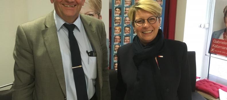 Krisengespräch mit Deutscher Post