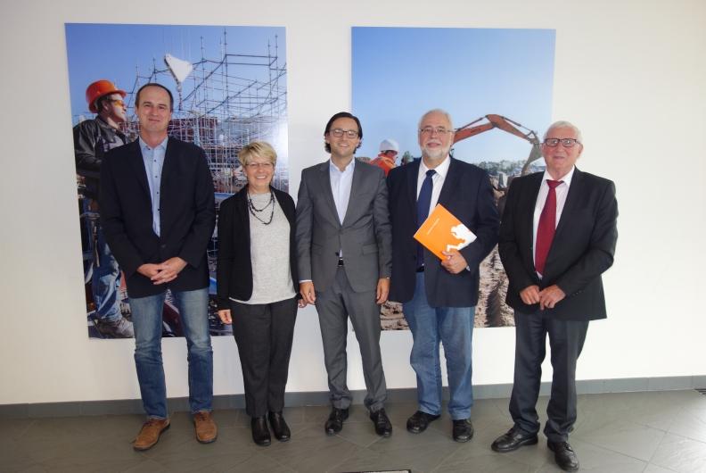SPD-Abgeordnete führen Dialog-Tour fort