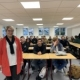 Zu Besuch an der Elly-Heuss-Knapp-Schule in Bühl