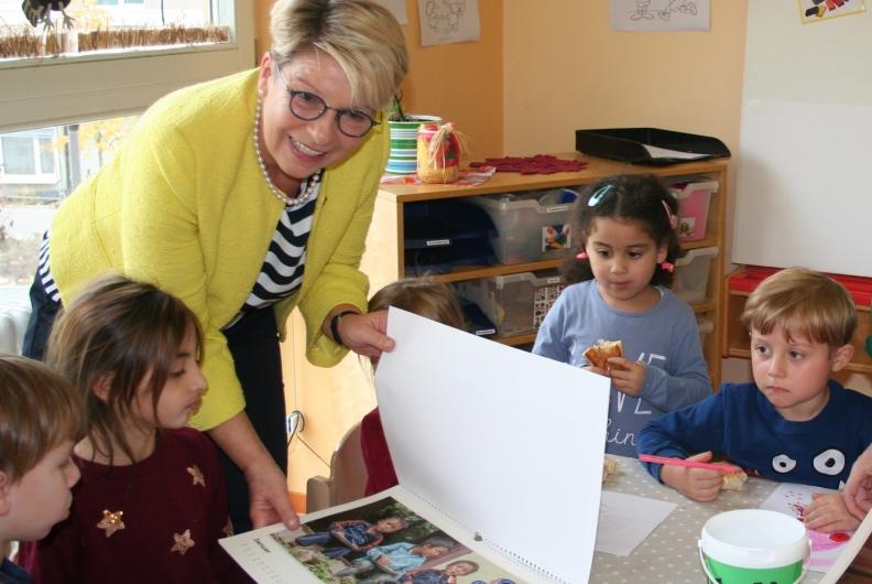 Dank an Scherer Kinder- und Familienzentrum für tolle Weihnachtskarte