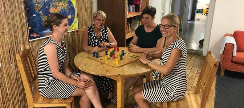 Zu Besuch im Kinder- und Familienzentrum Bühl