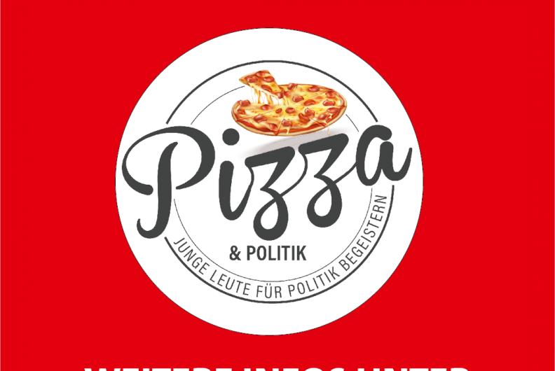 Wir laden ein, zu Pizza und Politik!