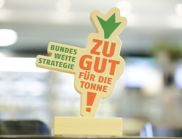 """""""Zu gut für die Tonne"""" – Bundespreis 2021 gestartet!"""