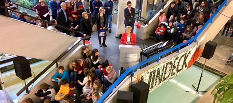 Windeck-Gymnasium in Bühl zeigt Haltung gegen Rassismus